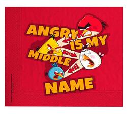- Angry Bırds Peçete Pk:16 Kl:12