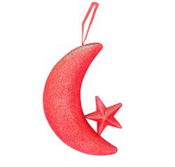 - Ay Yıldız Strafor Kırmızı