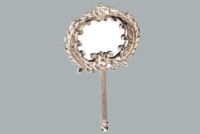 Klasik Gümüş Ayna