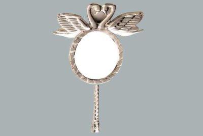 Kuğulu Gümüş Ayna