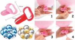 - Balon Bağlama Ve Balon İçine Süs Koyma Aparatı 2'li Pk.