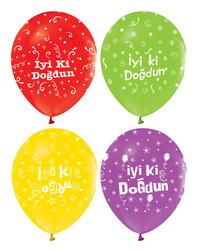 - Balon Baskılı 12