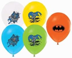 - Batman Lisanslı Balon 12
