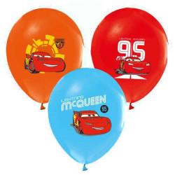- Cars Lisanslı Balon 12