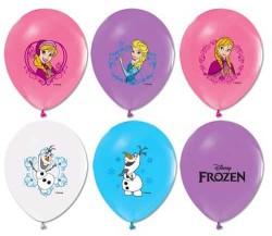 - Frozen Lisanslı Balon 12