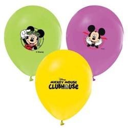 - Mickey Mouse Lisanslı Balon 12