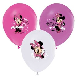 - Minnie Lisanslı Balon 12