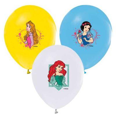 Prenses Lisanslı Balon 12