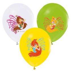 - Winx Powerment Lisanslı Balon 12