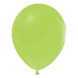 - Açık Yeşil Düz Balon 12 inç (25x30 cm) 100'lü Paket