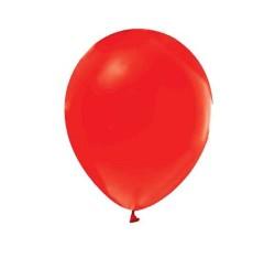 - Kırmızı Düz Balon 12