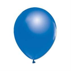 - Lacivert Düz Balon 12