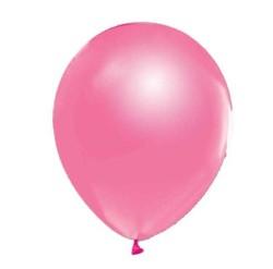 - Pembe Düz Balon 12