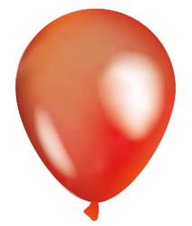 - Şeffaf Kırmızı Balon 12 inç (25x30 cm) 100'lü Paket