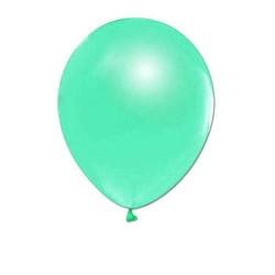 - Balon Düz Pastel 12 inç (25x30 cm) Turkuaz 100'lü Paket