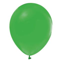 - Yeşil Düz Balon 12 inç (25x30 cm) 100'lü Paket
