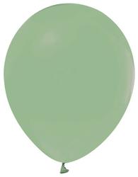 - Balon Düz Pastel(makaron Balon) Küf Yeşili Pk:100