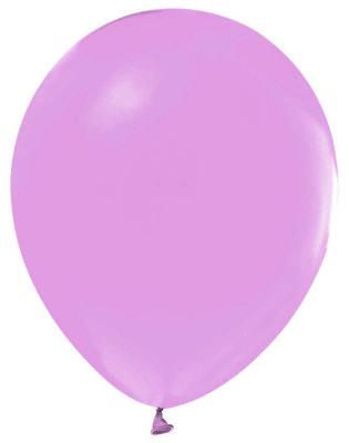 Balon Düz Pastel 12 inç (25x30 cm) Pudra Pembe 100'lü Paket
