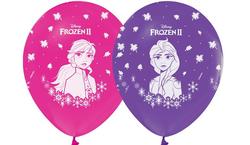 - Balon Frozen Çepeçevre Baskılı Pk:100 Kl:50