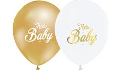 - Balon Hello Baby Pk:100 Kl:50