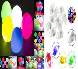 - Balon İçin Ledli Işık Rengarenk 5'li Pk.