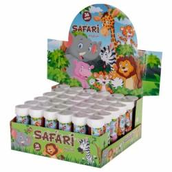 - Safari Sevimli Hayvanlar Köpük Balon 36'lı Pk.