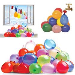 - Su Bombası Balon Renkli
