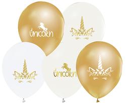 - Balon Unıcorn Metalik Pk:100 Kl:50