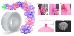 - Balon Zincir Yapma Aparat 5 Metre Pk:1 Kl:600-1000