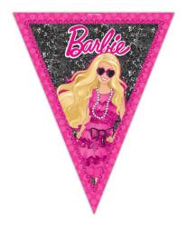 - Barbie Üçgen Bayrak Set
