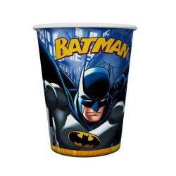 - Batman Lisanslı Karton Bardak (200 cc) 8'li Paket