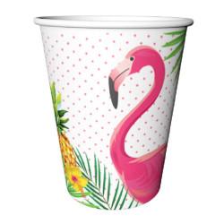 - Flamingo Bardak (220/240 cc) 8'li Paket