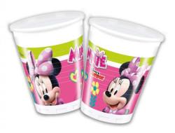 - Minnie Happy Helpers Plastik Bardak (200 cc) 8'li Paket