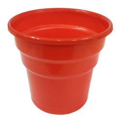 - Plastik Kırmızı Bardak (180 cc) 25'li Paket