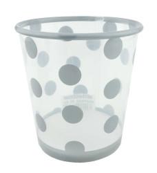 - Dondurma Bardağı Gümüş Puantiyeli 500 cc 8 Adet