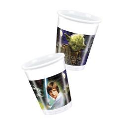 - Star Wars Heroes Plastik Bardak (200 cc) 8'li Paket