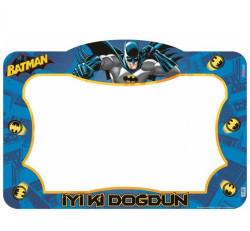 - Batman Fotoğraf Çerçevesi Çift Taraflı