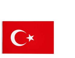 - Türk Bayrağı Kumaş 30x45 Cm