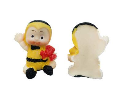 Arı Kostümlü Bebek Biblo