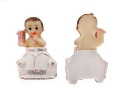 Beyaz Woswoslu Bebek Pembe Biblo