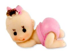 - Bebek Emekliyor Pembe Pk:50 Kl:1200