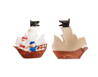 Korsan Gemili Bebek Biblo