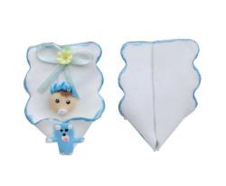 - Kundakta Bebek Mavi Biblo