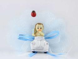 - Beyaz Woswos Mavi Bebek Şekeri