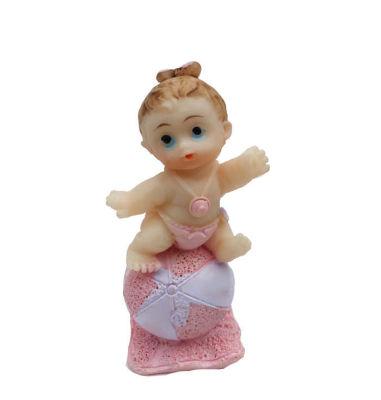 Toplu Bebek Pembe Biblo