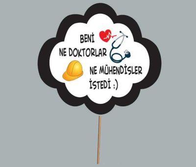 Beni Ne Doktorlar İstedi Konuşma Balonu