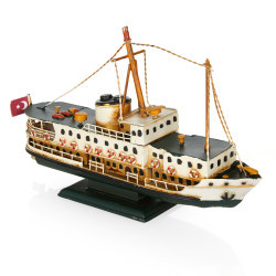 Beşiktaş-Kadıköy Metal Yolcu Vapuru - Thumbnail