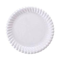 - Beyaz Karton Tabak (18 cm) 25'li Paket