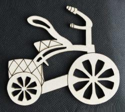 - Ahşap Bisiklet