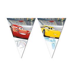 - Cars 3 Bayrak Afiş
